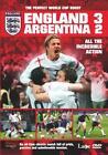 England 3 Argentina 2 (DVD, 2005)