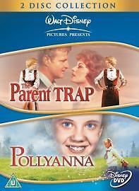 Parent Trap/Pollyanna (DVD, 2005, 2-Disc Set)