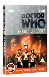 Doctor Who - The Mind Robber [1968] [DVD] New & Sealed