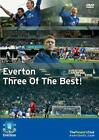 Everton - Three Of The Best (DVD, 2006)