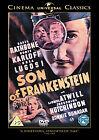 Son Of Frankenstein (DVD, 2008)