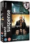 I Want Suspense - The Brave One/I Am Legend/Zodiac (DVD, 2008, 3-Disc Set, Box Set)