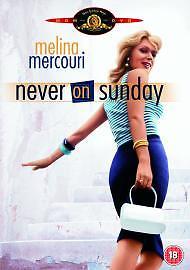 Never On Sunday (aka: Pote Tin Kyriaki) - DVD