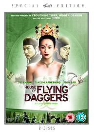House Of Flying Daggers (DVD, 2006, 2-Disc Set)