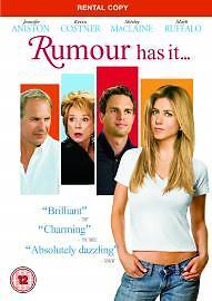 Rumour Has It (DVD, 2006)