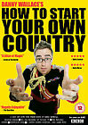 How To Start Your Own Country (DVD, 2007, 2-Disc Set)
