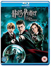 Harry Potter and the Order of the Phoenix Blu-ray DVDs & Blu-rays