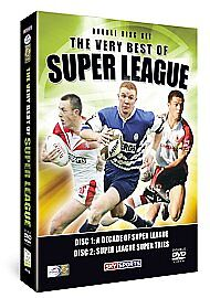 The-Very-Best-Of-Super-League-2-DVD-Good-DVD