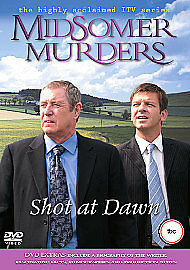Midsomer Murders  Shot At Dawn DVD 2008 Jason Hughes John Nettles - <span itemprop=availableAtOrFrom>Kirkliston, United Kingdom</span> - Midsomer Murders  Shot At Dawn DVD 2008 Jason Hughes John Nettles - Kirkliston, United Kingdom