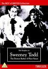 Sweeney Todd - Demon Barber Of Fleet Street (DVD, 2008)