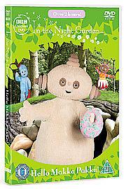 In The Night Garden - Hello Makka Pakka (DVD, 2008)