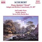 "Franz Schubert - Schubert: Piano Quintet ""Trout""; Adagio and Rondo Concertante, D. 487 (1992)"