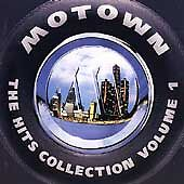 Various Artists - Motown : The Hits Collection Vol. 1 (double CD, 1994)