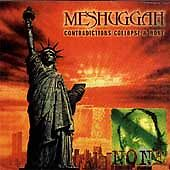 Meshuggah - Contradictions Collapse & None (CD 1999)