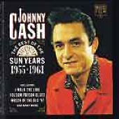 CD /Johnny Cash - Best of the Sun Years 1955-61 (1992)