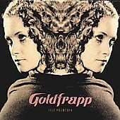 Goldfrapp - Felt Mountain  Mute Records 5016025611881   2001   CD