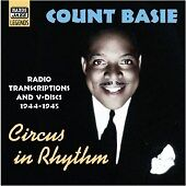 Count Basie-Circus in Rhythm: Radio Transcriptions and V-discs 1944 - 45 CD NEW