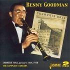 Benny Goodman - Complete Carnegie Hall Concert 1938 (Live Recording, 2006)