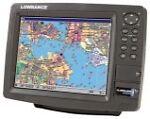 Lowrance GlobalMap 9300C GPS Receiver