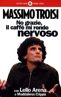 NO GRAZIE, IL CAFFè MI RENDE NERVOSO (1982) VHS