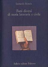 Saggi di critica letteraria Blu in italiano della prima edizione