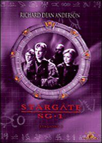 Stargate-SG-1-Serie-Tv-Stagione-3-Cofanetto-Con-6-Dvd-Nuovo-Sigillato