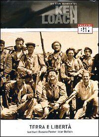 Terra-e-liberta-1995-DVD-NUOVO-Sigillato-Ken-Loach-Terre-e-Liberta-039