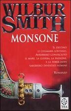 Libri e riviste di letteratura e narrativa rossi Autore Wilbur Smith