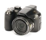 Casio High Speed EXILIM EX-FH20 9.1 MP Digital Camera - Black