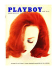 Playboy - March, 1960 Back Issue