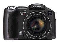 canon powershot s3 is 6 0mp digital camera black ebay rh ebay com canon powershot s 315 user manual canon powershot s3 is manual pdf
