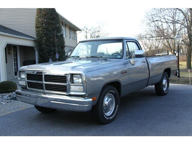 used 1991 dodge ram 250 regcab 2wd 5 9l cummins turbo diesel for sale 19 bucknoll road. Black Bedroom Furniture Sets. Home Design Ideas
