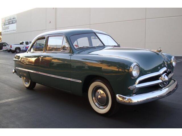 1949 Ford Tudor Sedan Floor Pans 1949 Ford Custom Tudor