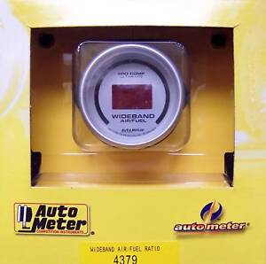 AUTOMETER 4379 Wideband Air/Fuel Ratio 2 1/16