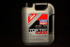 Motoröl 5w30 liqui moly