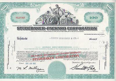 Broker Owned Stock Certificate  Cohen Simonson   Co