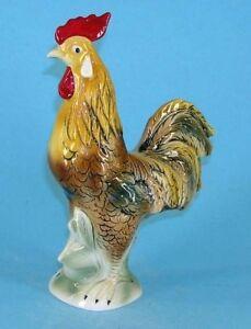 9942141-Porcelain-Figurine-Chicken-Wagner-amp-Apel-Rooster-034-Hugo-034-H23cm