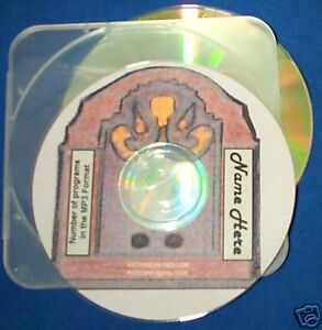 VOICE-OF-THE-ARMY-MP3-CD-47-old-time-radio-shows-OTR