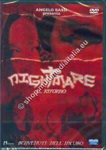 NIGHTMARE-IL-RITORNO-KOREA-2000-DVD-NUOVO