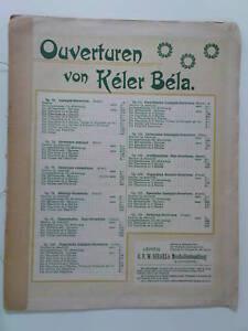 piano-4-hands-duet-KELER-BELA-op-73-lustspiel-ouverture