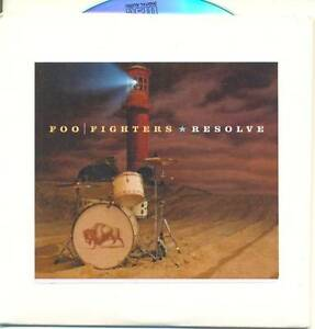 FOO-FIGHTERS-Resolve-RARE-AUS-Promo-CD-Single