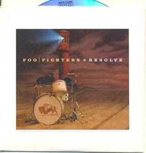 FOO-FIGHTERS-Resolve-RARE-AUS-Promo-CD-Single