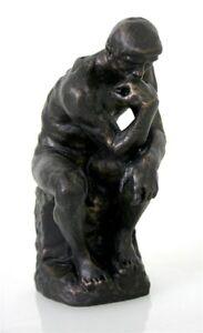 Auguste-Rodin-The-Thinker-Statue-Sculpture-Figure-MINT