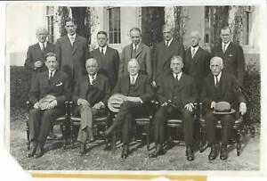 Herbert Hoover Cabinet | RM.