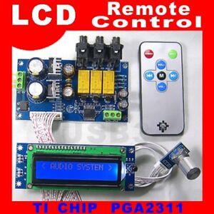 PGA2311-LCD-Volume-Remote-Control-GOLD-RCA-Jeff-Rowland