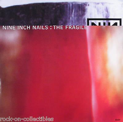 Nine Inch Nails NIN 1999 The Fragile Original Promo Poster
