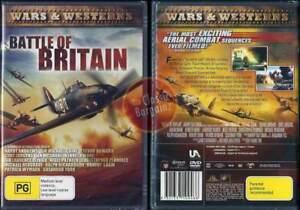 BATTLE-OF-BRITAIN-Michael-Caine-Laurence-Olivier-NEW-DVD-Region-4-Australia