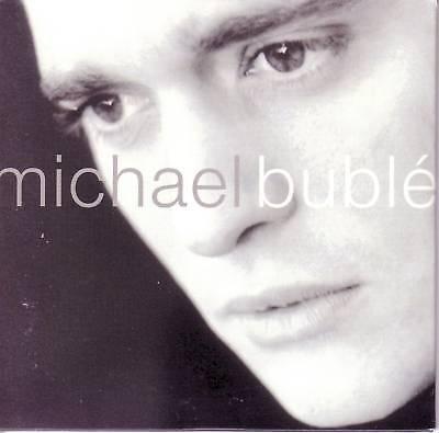 Michael Buble 4 Songe W  Rare Unreleased Live Trx Promo Cd Single