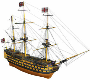 Billing-HMS-Victory-BB498-WOODEN-MODEL-BOAT-TO-BUILD-Fantastic-Large-Kit-REDUCED