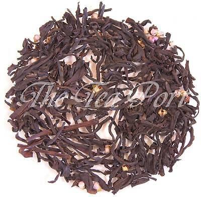Red Currant Loose Leaf Flavored Black Tea - 1/4 lb Cherry Flavored Loose Leaf